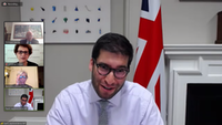 Ranil Jayawardena MP at the Canning Agenda 10 Years On Conference